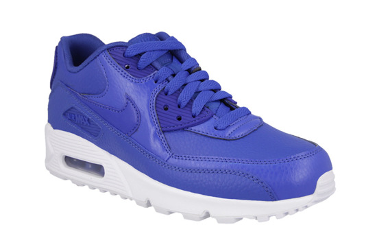 DAMEN SCHUHE SNEAKER NIKE AIR MAX 90 LEATHER (GS) 724821 402