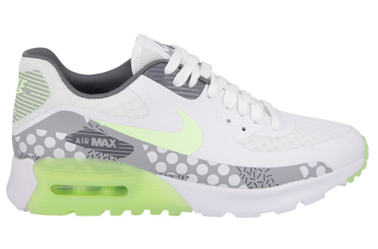 DAMEN SCHUHE  SNEAKERS Nike Air Max 90 Ultra BR Print 807352 100