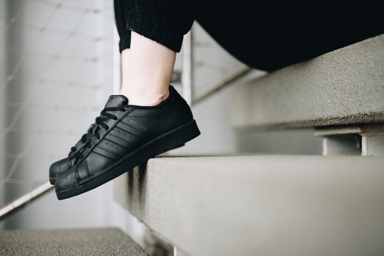 DAMEN SNEAKER SCHUHE ADIDAS ORIGINALS SUPERSTAR B25724