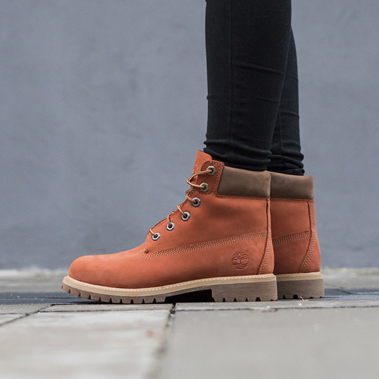 Damen Schuhe Timberland 6-IN Premium Waterproof Boot A1BB2