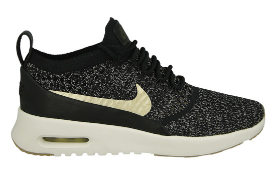 Damen Schuhe sneakers Nike Air Max Thea Ultra Flyknit Metallic Gold 881564 001
