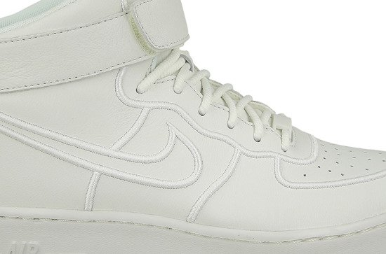 Damen Schuhe sneakers Nike Wmns Air Force 1 Upstep Hi Si 881096 100