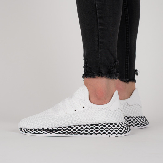 Damen Schuhe sneakers adidas Originals Deerupt Runner J AQ1790