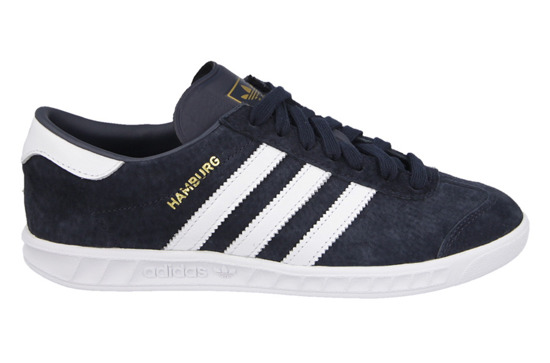 Damen Schuhe sneakers adidas Originals Hamburg S75368