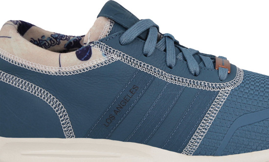 Damen Schuhe sneakers adidas Originals Los Angeles AQ5465