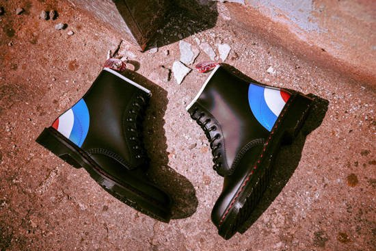 Dr. Martens x The Who 1460 WHO 25268001