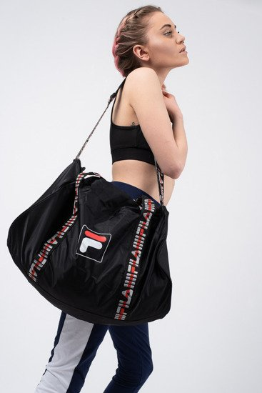 "Fila Barrel Bag ""Retro Nylon"" 685023 002"