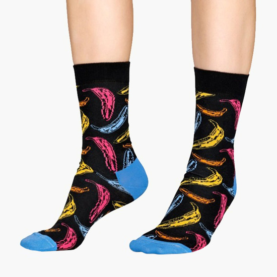 Happy Socks x Andy Warhol AWBAN01 9000
