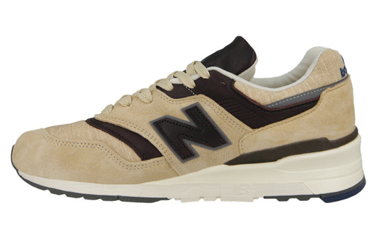 "Herren Schuhe sneakers New Balance Made in USA ""Explore by Sea"" M997DSAI"