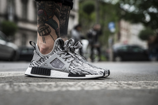 "Herren Schuhe sneakers adidas Originals Nmd_XR1 Pk ""Oreo"" BY1910"