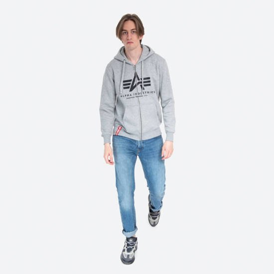 Herren sweatshirt Alpha Industries 178325 17