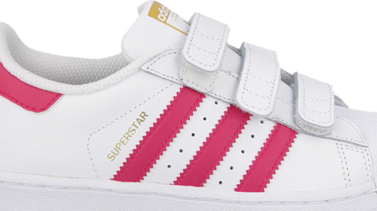 Kinder Schuhe sneakers Adidas Originals Superstar Foundation CF C B23665