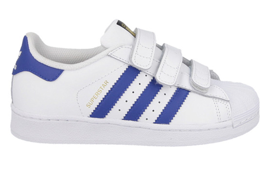 Kinder Schuhe sneakers Adidas Originals Superstar Foundation CF C S74945