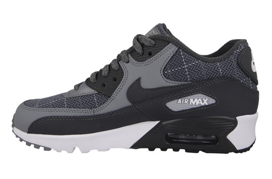 Kinder Schuhe sneakers Nike Air Max 90 Se Leather (PS) 859630 .