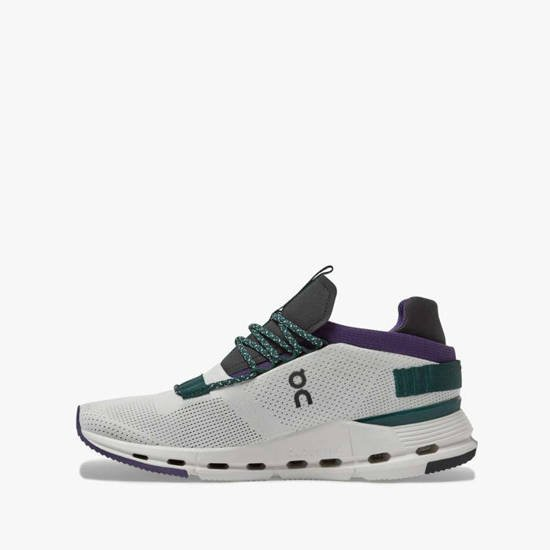 On Running Cloudnova 2699811 WHITE/VIOLET
