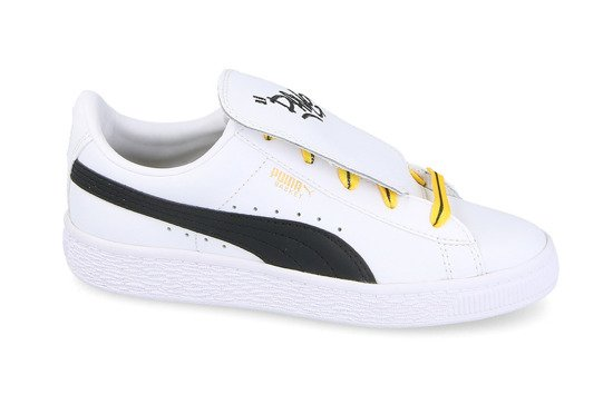 Puma Minions Basket Tongue 365151 01