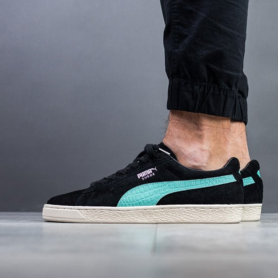 "Puma Suede x Diamond Supply Co. ""Diamond Blue"" 365650 01"