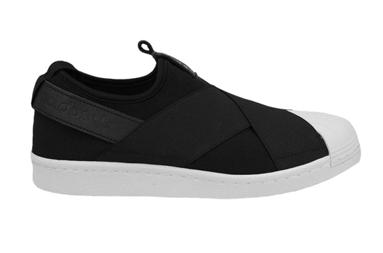 SNEAKER SCHUHE ADIDAS ORIGINALS SUPERSTAR SLIP ON S81337