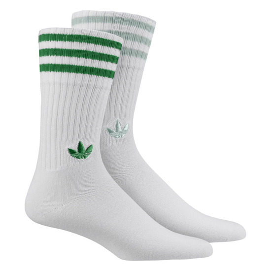 Socken adidas Originals Solid Crew CE5713