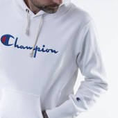 Champion Hooded Sweatshirt 215210 WW001