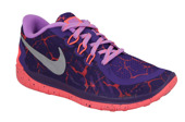 DAMEN SCHUHE NIKE FREE 5.0 LAVA (GS) 807594 506 RUNNING SHOES