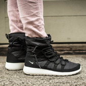 DAMEN SCHUHE NIKE ROSHE ONE HI FLASH (GS) 807739 001