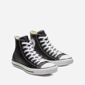 DAMEN UX SCHUHE SNEAKER CONVERSE CHUCK TAYLOR ALL STAR LEATHER 132170C