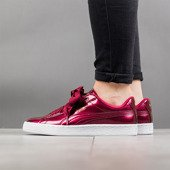 Damen Schuhe sneakers Puma Basket Heart Glam Jr 364917 02