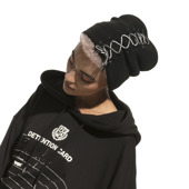 "Damen hut Puma x FENTY Outdoor Beanie ""Black"" 021665 03"