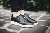 "Reebok Club C 85 ""Zip Close Pack"" Black BS6608"