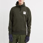 Wood Wood Fred Hoodie 11935600-2425 DARK GREEN